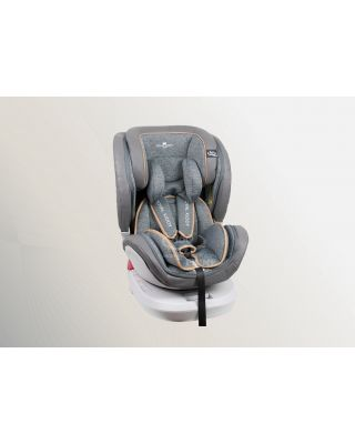 (PREORDER) RK 360 PRIME Z EDITION ISOFIX CARSEAT - GREY