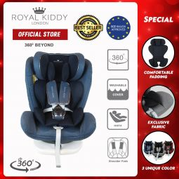 RK 360 Beyond Isofix Carseat-Blue
